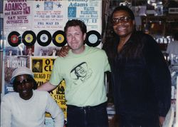 Village Music with Johnny Adams & Otis Clay