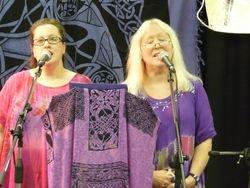 Echoes of Eden concert at 'Folk Redlands 2010'