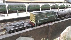 ex GWR Hawthorn Leslie Diesel Shunter