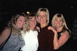 Karen Finneran, Michele Knudsend, Cathy Nece-Thomas, and Jeri Lindberg-Altona