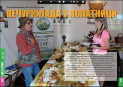 Izlozba gljiva u Lopatnici, 2014.
