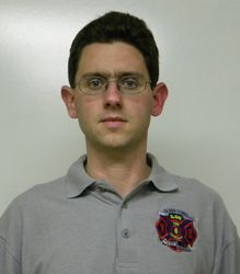 Firefighter: Brooks Faulkenberry