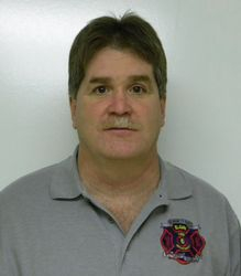 Firefighter: Larry Hagins