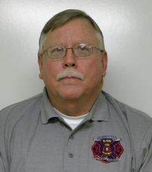 Firefighter: Ronny Harper