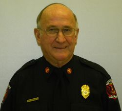 Retired Chief Cauthen