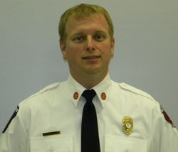 Firefighter Carnes