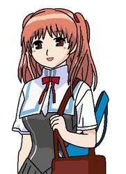 Hina Kusunose (True Llove Story OVA) vector