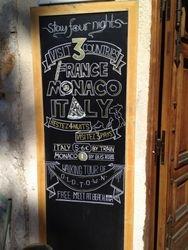 Hostel in Nice