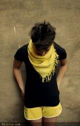 Fellow in Yellow