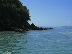 Thailand cliff
