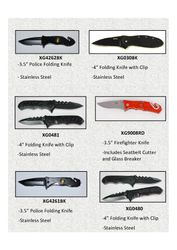 Contact your distributor about ordering knives
