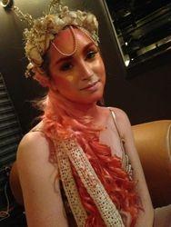 Makeup Artist Alexandra Angelone