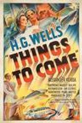"""""""Things To Come,"""" Denham Studios, 1936."""