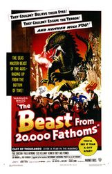 """""""The Beast From 20,000 Fathoms,"""" Warner Bros."""