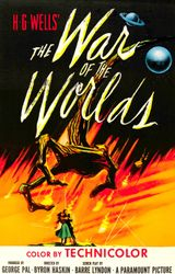 """""""The War of the Worlds,"""" Paramount."""