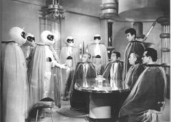 """""""The Mysterians,"""" 1957."""