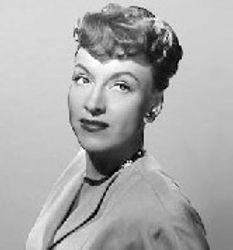 Virginia Gregg (1916 - 1986)