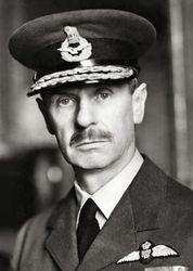 Hugh Dowding (1882 - 1970)
