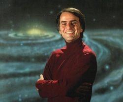 Carl Sagan (1934 - 1996)