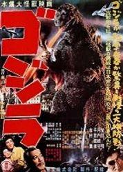 """""""Gojira (Godzilla),"""" Toho, 1954"""