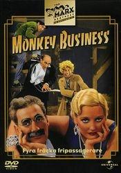 """""""Monkey Business,"""" Paramount, 1931."""