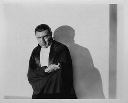 """Another """"Dracula"""" Publicity Shot"""