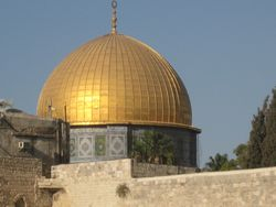 Dome of the Rock Mosque