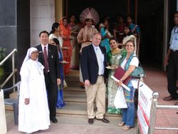 Bangalore, Setembro 2009
