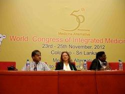 World Congress Medicina Alternativa, Colombo