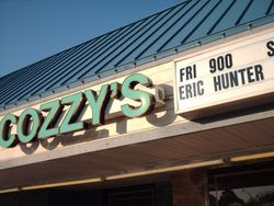 See Eric Hunter live at Cozzy's Comedy Club