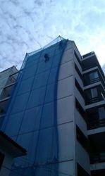 Recuperação e pintura de fachada
