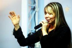 Paula Zamp nos 53 anos da S.E.E.B
