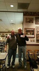 2nd Place Points - George Strouse