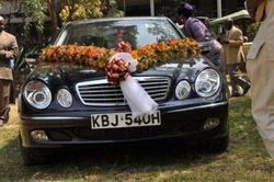 Hire a wedding car in Nakuru
