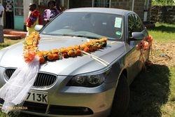 Wedding deco in Nairobi