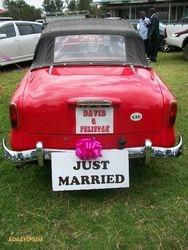 classic car deco in Kenya