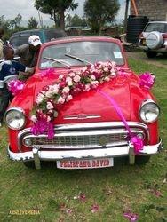 vintage wedding in Kenya