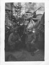 Christmas Day - Metz 1944