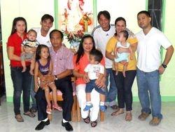 Baroy-Fiel Family