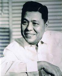 "Senator Jose ""Pepe"" Wright Diokno (February 26, 1922 - February 27, 1987)"