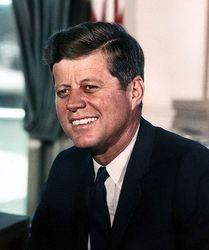 The Roman Catholic President of USA
