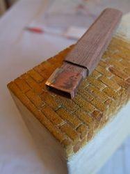 Handmade Tool and Brickwork