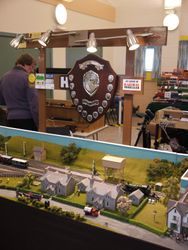 """""""Best in Show"""" shield on """"HOLM""""."""