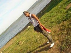 at the lake of kantale