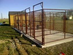 customer order these multiple kennels