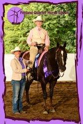 2012 Amateur Horsemanship Champion