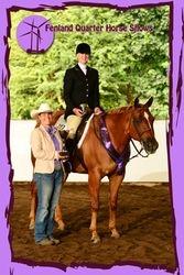 2012  Amateur Hunt Seat Equitation Champion