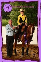 2012 Amateur Reining Champion