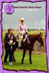 2012 Green As Grass Reining Champion