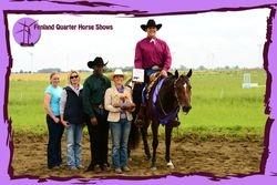 2012 Junior Western Pleasure Champion